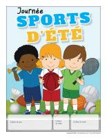 Calendrier perpétuel-Journée sports d'été