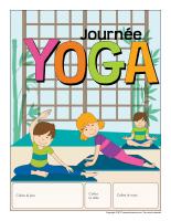 Calendrier perpétuel-Journée yoga