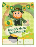 Calendrier perpétuel-La Saint-Patrick