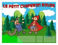Calendrier perpetuel-Le petit chaperon rouge