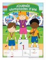 Calendrier perpétuel-Olympiades d'été