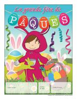 Calendrier perpétuel-Pâques-La grande fête