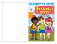 Carnet de jeux-Festivals d'été-1
