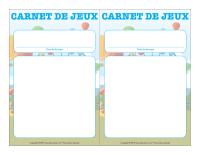 Carnet de jeux-Festivals d'été-2