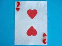 Carte à jouer géante-8