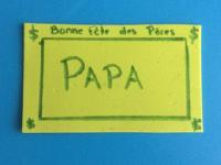 Carte de la fête des Pères-8