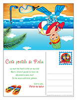 Carte postale de Pirlin