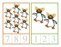 Cartes à compter-Animaux polaires-3
