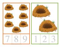 Cartes à compter-Jour de la marmotte-1