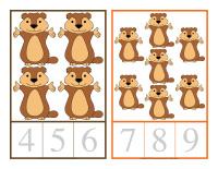 Cartes à compter-Jour de la marmotte-2