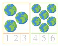 Cartes à compter-L'environnement-1