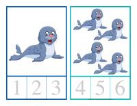 Cartes à compter-Le monde polaire-3