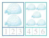 Cartes à compter-Le monde polaire-4