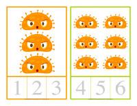 Cartes à compter-Les microbes-3