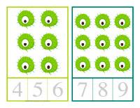 Cartes à compter-Les microbes-4
