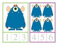 Cartes à compter-Monstres-1