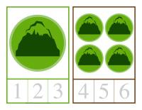 Cartes à compter-Montagnes-1