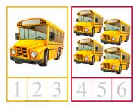 Cartes à compter-Moyens de transport-1