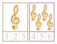 Cartes à compter-Musique-1