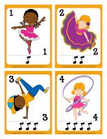 Cartes à jouer-Danse-1