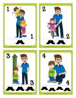 Cartes à jouer-Fête des Pères-1