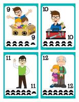 Cartes à jouer-Fête des Pères-3