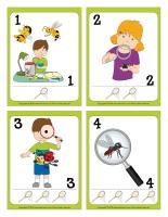 Cartes à jouer-Insectes-1