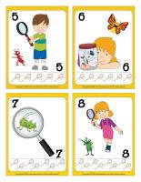 Cartes à jouer-Insectes-2