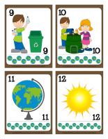 Cartes à jouer-Jour de la Terre-3