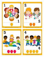 Cartes à jouer-Journée de l'enfant-1