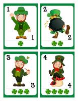 Cartes à jouer-Les farfadets de la Saint-Patrick-1