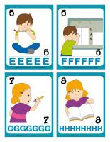 Cartes à jouer-Lettres de l'alphabet-2