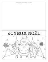 Cartes de Noël-NB 2017