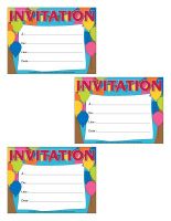 Cartes invitation-Fête surprise