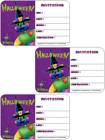 Cartes-invitation-Halloween-Poni