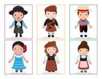 Cartes multiculturelles à associer-2