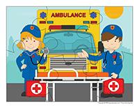 Casse-tête-Ambulanciers-Ambulancières