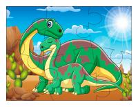 Casse-têtes-Dinosaures-1