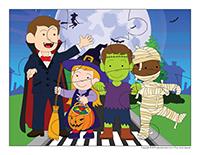 Casse-têtes-Halloween-La sécurité