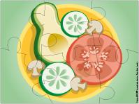 Casse-têtes-Les légumes