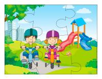 Casse-têtes-Vélos et tricycles