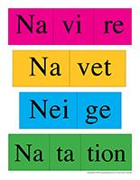 Casse-têtes de mots-Lettre N