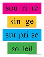 Casse-têtes de mots-Lettre S