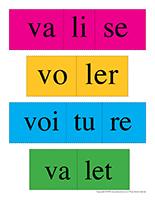 Casse-têtes de mots-Lettre V