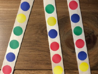 Chaines de couleurs à pincer et à créer-2