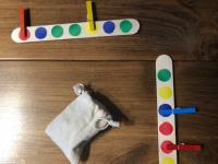Chaines de couleurs à pincer et à créer-5