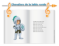 Chanson-Chevaliers de la table ronde