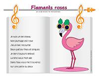 Chanson-Flamant rose