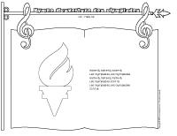 Chanson-Hymne d'ouverture des olympiades