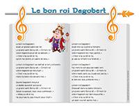 Chanson-Le bon roi Dagobert